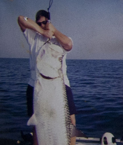 Catching big fish in sarasota florida with bait from for Catching big fish