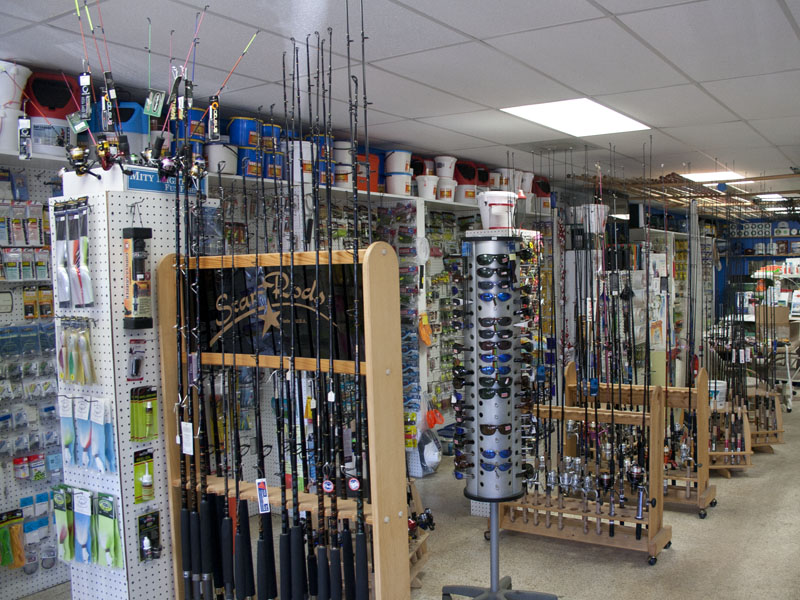 Reel repairs or rod repairs for your fishing equipment are for Public fishing near me